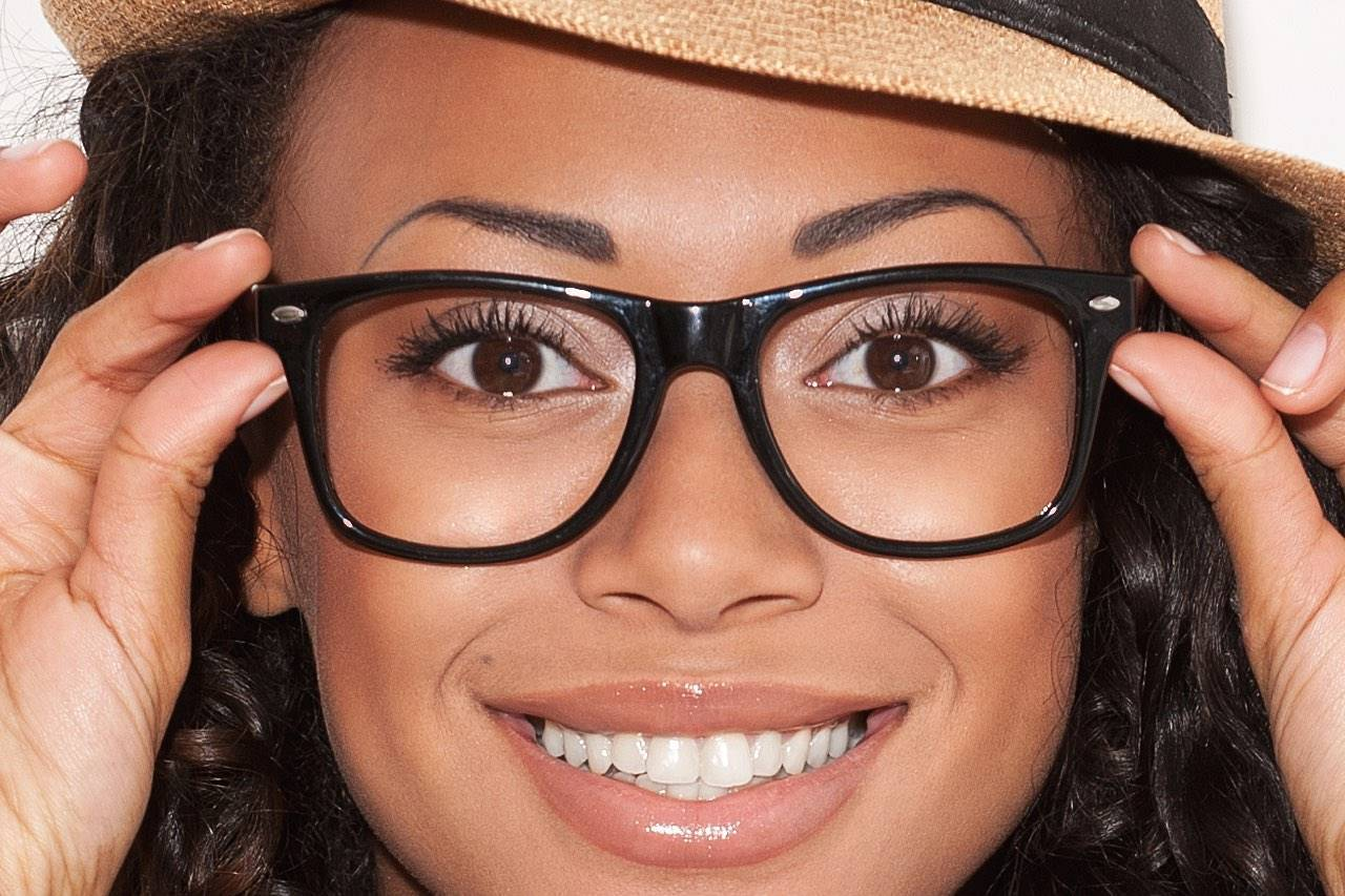 eyewear africanamerican girl glasses